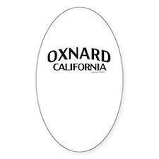Oxnard Decal