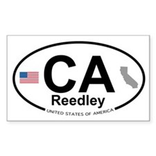 Reedley Decal