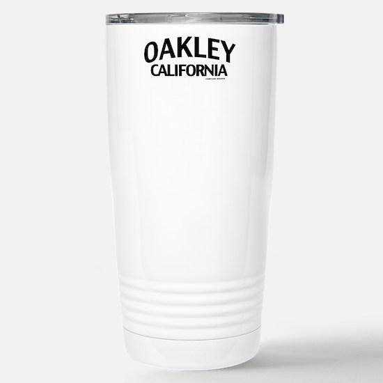 Oakley Stainless Steel Travel Mug