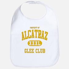 ALCATRAZ GLEE CLUB Bib