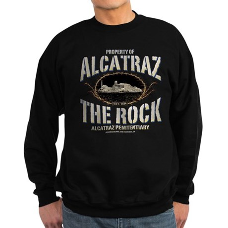"ALCATRAZ ""THE ROCK"" Sweatshirt (dark)"
