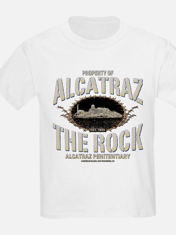 "ALCATRAZ ""THE ROCK"" T-Shirt"