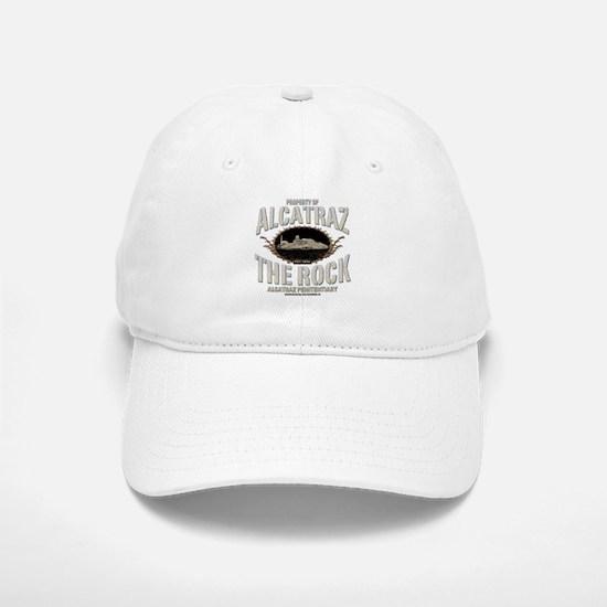 "ALCATRAZ ""THE ROCK"" Baseball Baseball Cap"
