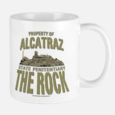 PROPERTY OF ALCATRAZ Mug