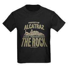 PROPERTY OF ALCATRAZ T
