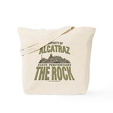 PROPERTY OF ALCATRAZ Tote Bag