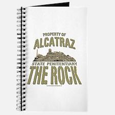 PROPERTY OF ALCATRAZ Journal