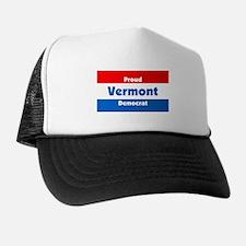 Vermont Proud Democrat Trucker Hat