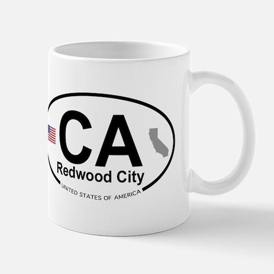 Redwood City Mug