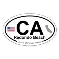Redondo Beach Decal