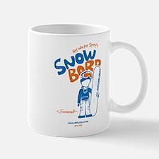 Snowboarder Cyrus Small Small Mug