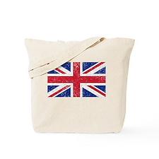 British Flag Tote Bag