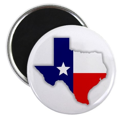 texas 2 Magnets