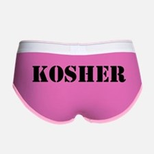 Kosher Women's Boy Brief