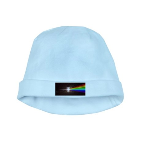 Space Prism Rainbow Spectrum baby hat