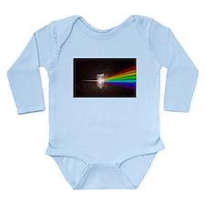 Space Prism Rainbow Spectrum Onesie Romper Suit