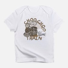 All Aboard Train Infant T-Shirt