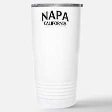 Napa Stainless Steel Travel Mug