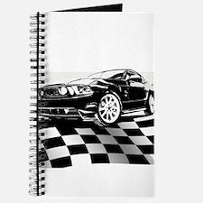 2011 Mustang Flag Journal