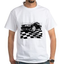 2011 Mustang Flag Shirt
