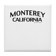 Monterey Tile Coaster
