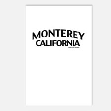 Monterey Postcards (Package of 8)