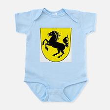 Stuttgart Coat of Arms Infant Creeper