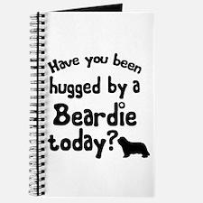 Hugged By a Beardie? Journal
