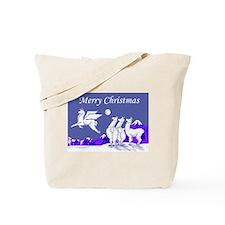"""""""Llama Angel"""" Tote Bag"""