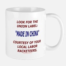 Look for the Union Label Mug