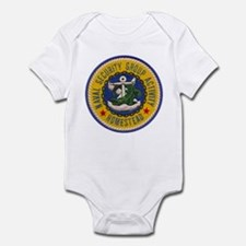 NAVAL SECURITY GROUP ACTIVITY, HOM Infant Bodysuit