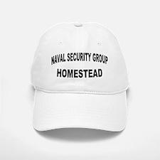 NAVAL SECURITY GROUP ACTIVITY, HOMESTEAD Baseball Baseball Cap