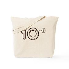 10 (-9 power, brown) Tote Bag