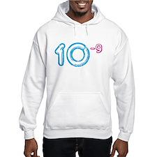 10 (-9 power, blue) Hoodie
