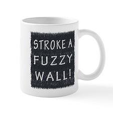 Fuzzy Wall Mug