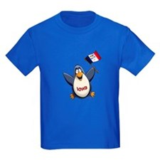 Iowa Penguin T