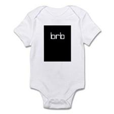 Unique Brb Infant Bodysuit