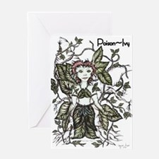 Poison~Ivy Greeting Card