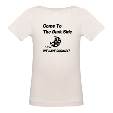 Come to the Darkside Organic Baby T-Shirt