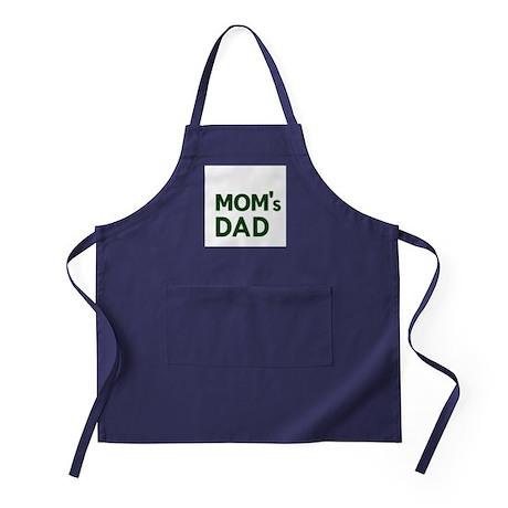 Mom's Dad Apron (dark)