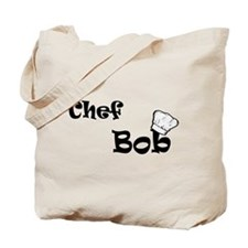 CHEF Bob Tote Bag