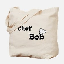 CHEF Bob Tote Bag