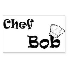 CHEF Bob Decal