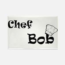 CHEF Bob Rectangle Magnet
