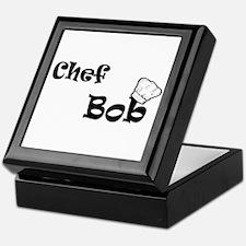 CHEF Bob Keepsake Box