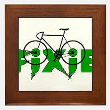 Fixie Framed Tile