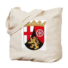 Rheinland Pfalz Coat of Arms Tote Bag
