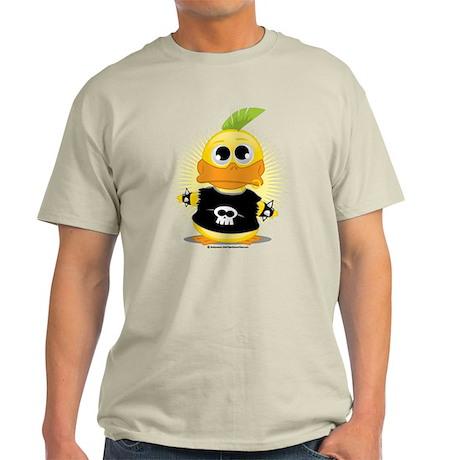Punk Rock Duck Light T-Shirt