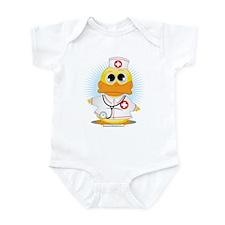 Nurse Duck Infant Bodysuit