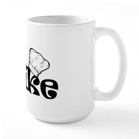 Chef Mike Large Mug